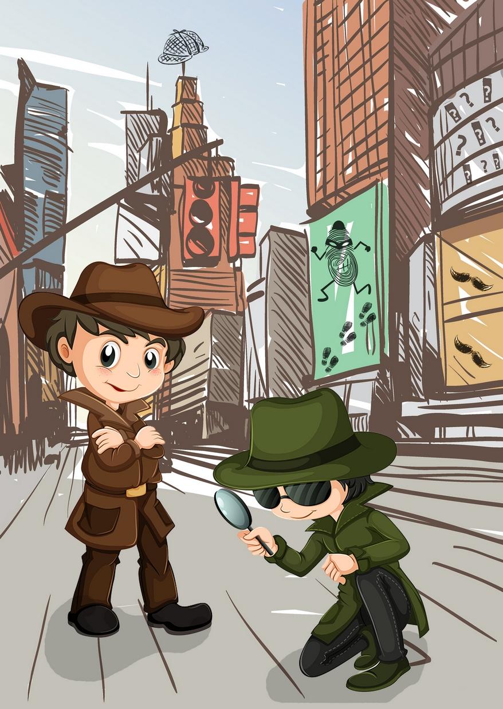 S.P.Y. Detective Agency